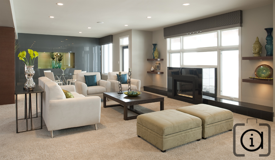 Winnipeg interior and architecture photographer for Professional interior designer