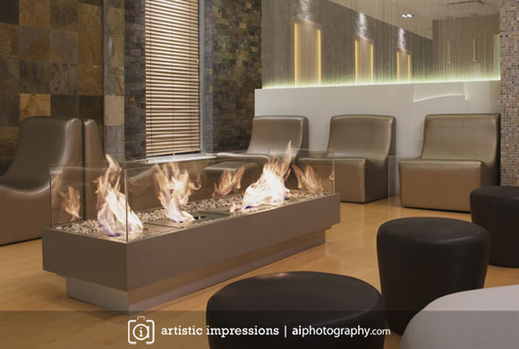 Spa Hotel Photographer Riverstone Canada Winnipeg Architecture Interior