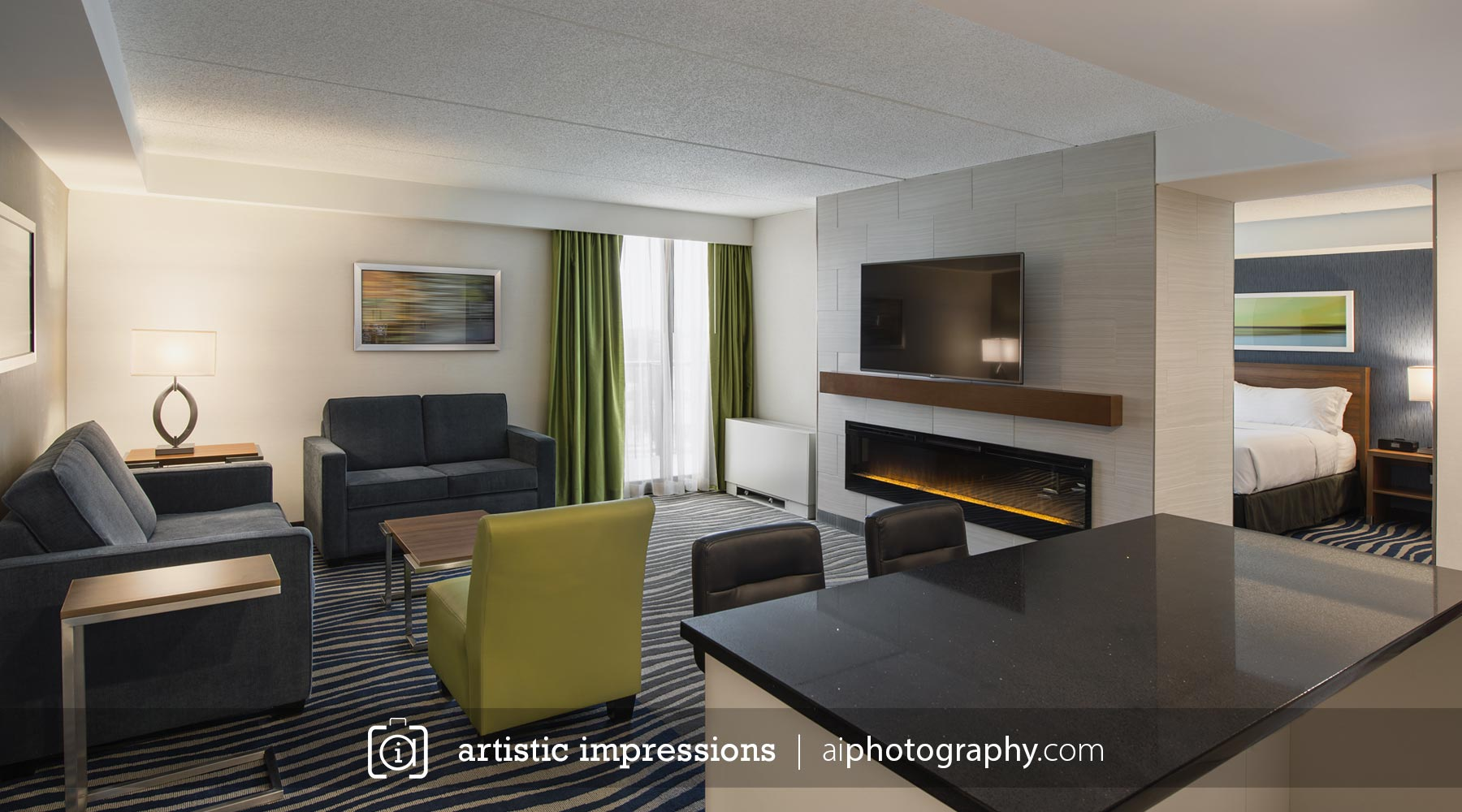 Photographer Winnipeg Hotel Interior Advertising Commercial Photography Architecture