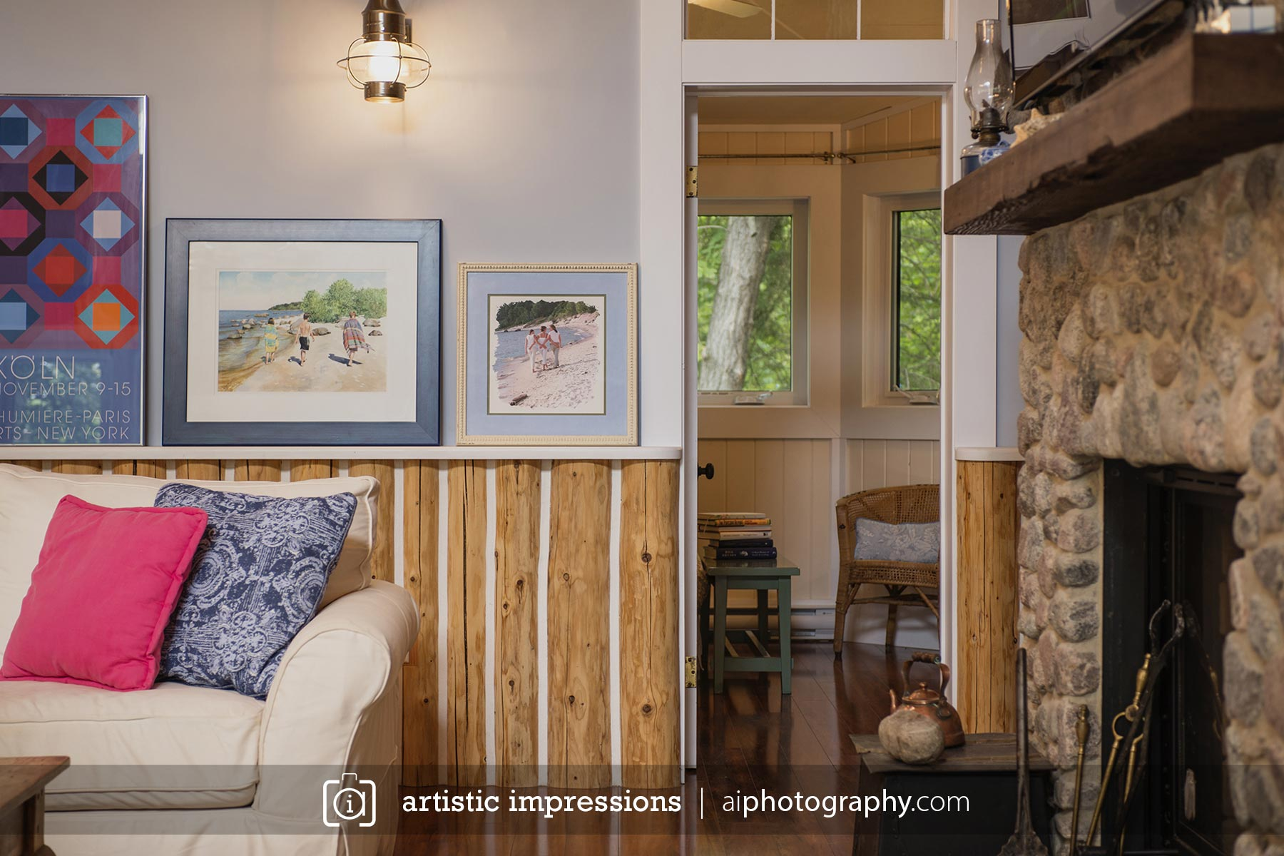 Photographer Winnipeg Interior Advertising Residential Home Builders Designers Photography Architecture Victoria Beach Cottage Manning 2